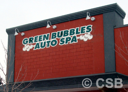 Calgary Building Fascia Signs