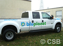 Ford F350 Decals