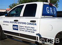 Vehicle Decals In Calgary Alberta We Supply Install - Rear window decals for trucks canada