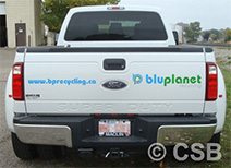 Ford F350 Tailgate Decal