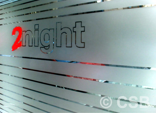 Custom Calgary Window Decals Amp Lettering