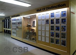 Special Wall Displays