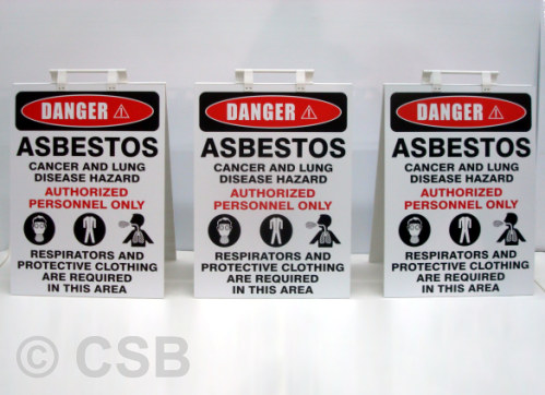 Custom Portable Danger Signs