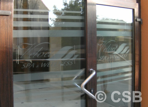 Glass etching calgary