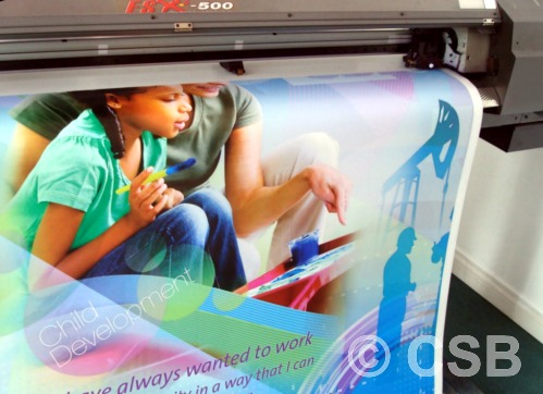 Large Format Printing For Calgary Schools