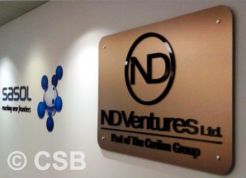 Calgary Office Reception Signs 3d Wall Signage Amp Name Plates