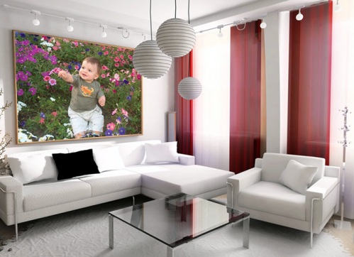 Photo On Canvas Complete Printing Services In Calgary