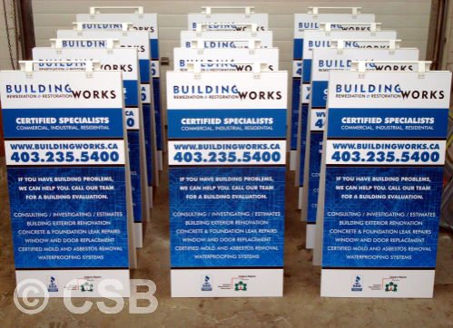 24 inch x 48 inch Sandwich Boards