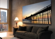 Show Home Wall Canvas Print